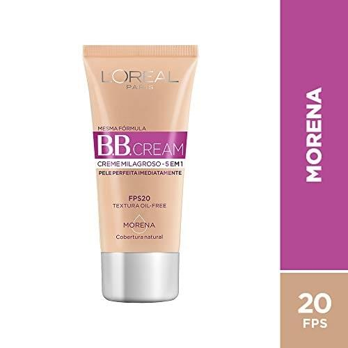 Imagem de Base bb cream loréal 30ml morena