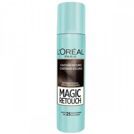 Imagem de Tintura spray loréal magic retouch castanho escuro