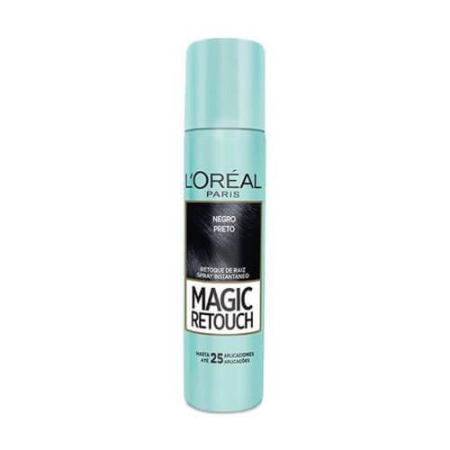 Imagem de Tintura spray loréal magic retouch preto