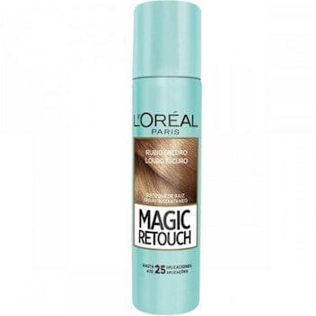 Imagem de Tintura spray loréal magic retouch louro escuro