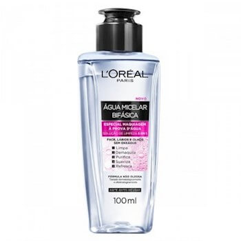 Imagem de Tônico anti-acne loréal 100ml agua micelar bifasica
