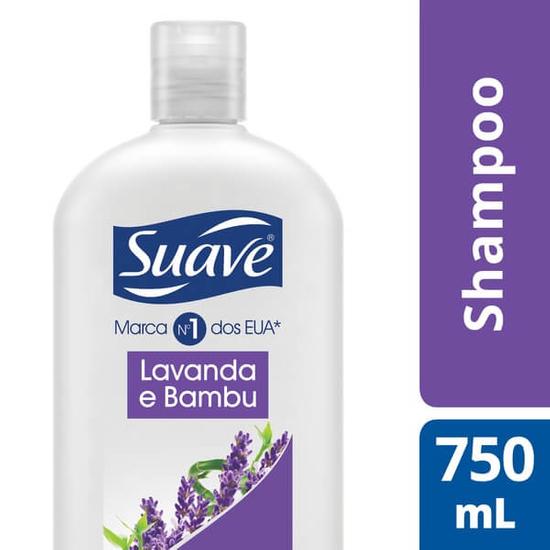 Imagem de Shampoo uso diário suave 750ml oleo de coco e abacate