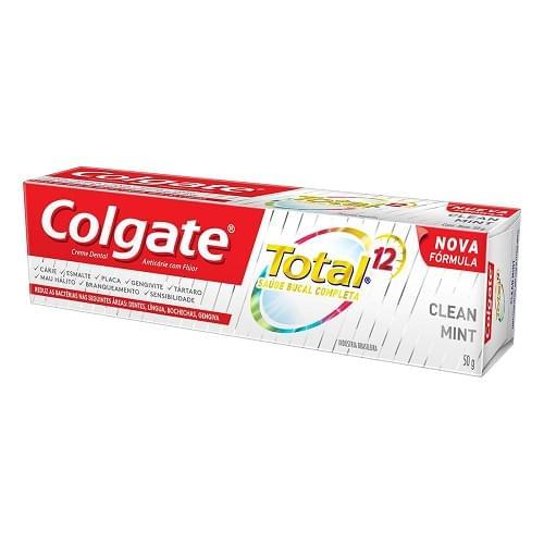 Imagem de Creme dental terapeutico colgate 50g clean mint