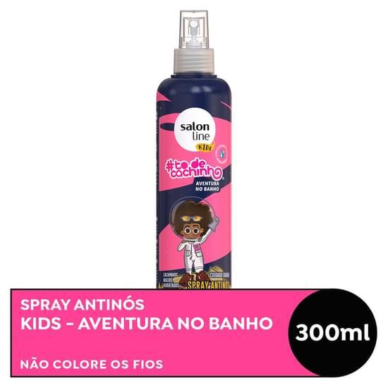 Imagem de Spray uso diário salon line 300ml to de cachinho kids babosa