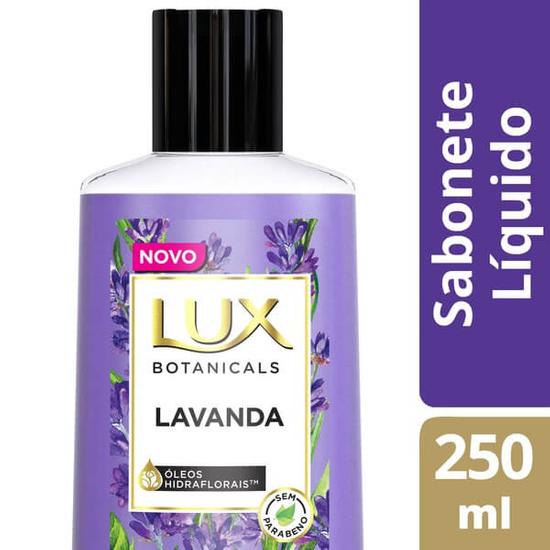 Imagem de Sabonete líquido uso diário lux suave 250ml lavanda