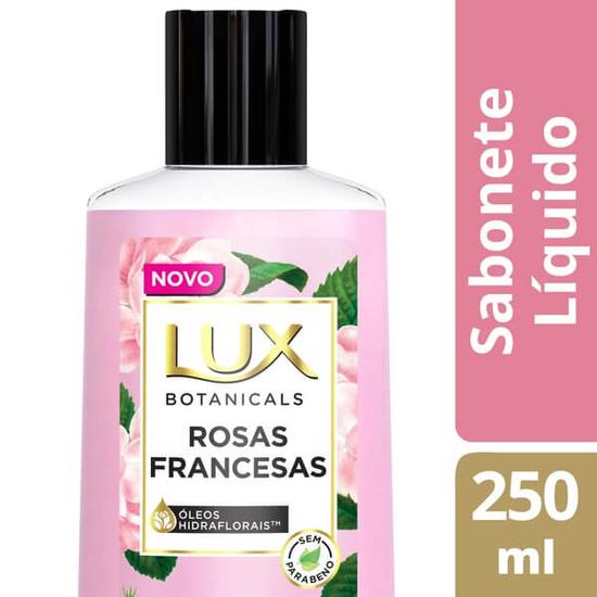 Imagem de Sabonete líquido uso diário lux suave 250ml rosas francesas