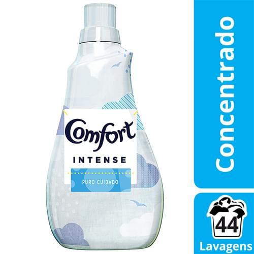 Imagem de Amaciante concentrado comfort 1l puro cuidado
