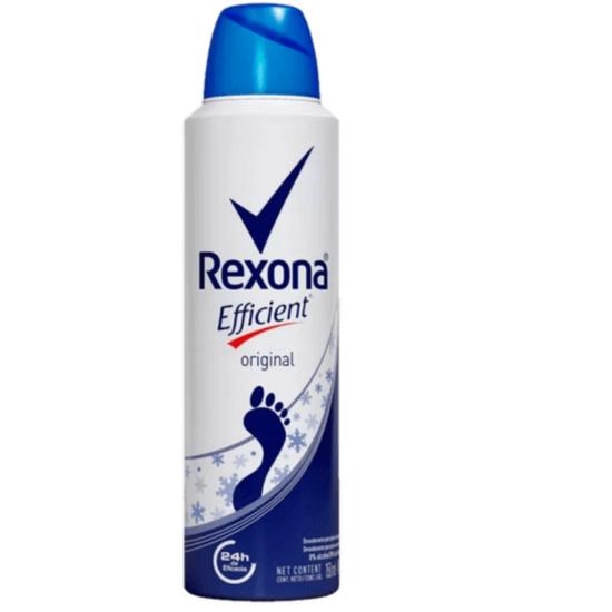Imagem de Desodorante para pés rexona 88g efficient aerosol