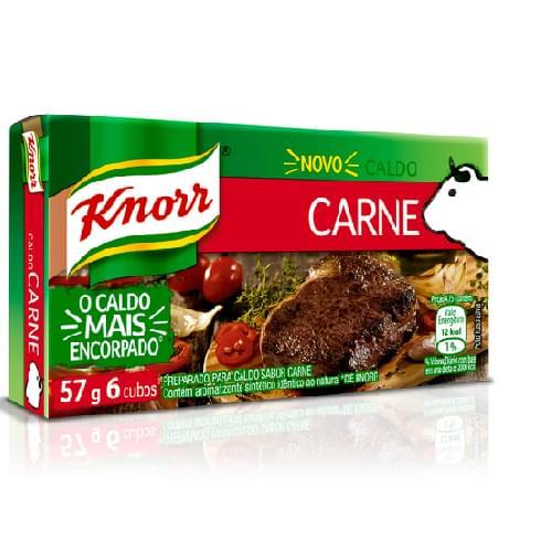 Imagem de Caldo em tablete knorr 57g carne