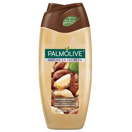 Imagem de Sabonete líquido uso diário palmolive 250ml castanha
