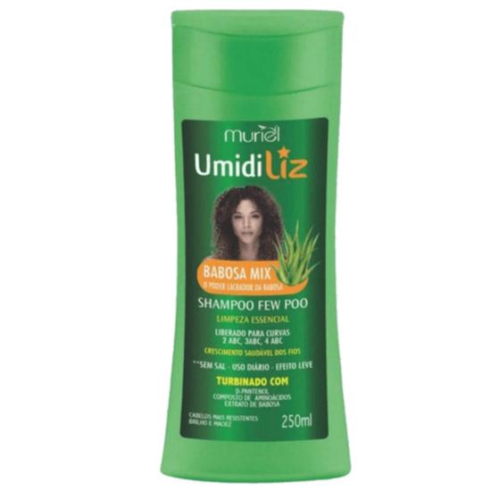 Imagem de Shampoo uso diário umidiliz 250ml babosa