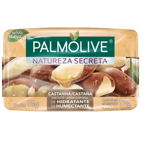 Imagem de Sabonete em barra uso diário palmolive 90g castanha