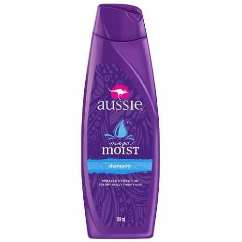 Imagem de Shampoo uso diário aussie 180ml hidratacao moist