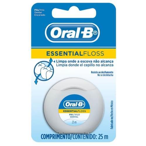 Imagem de Fio dental regular oral-b 25m com cera