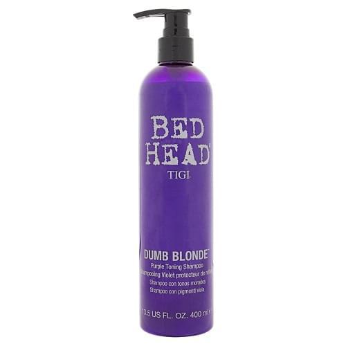 Imagem de Shampoo uso diário bed head 400ml dumble blonde