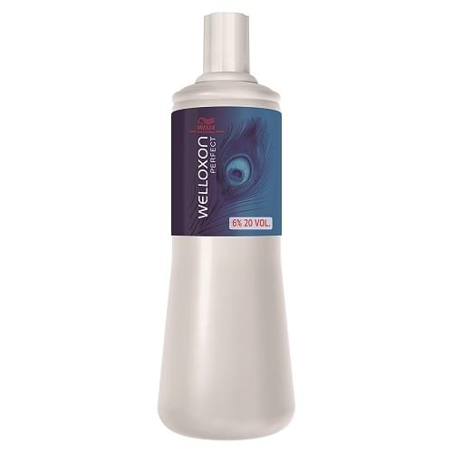 Imagem de Água oxigenada cremosa welloxon 1l 20 volumes