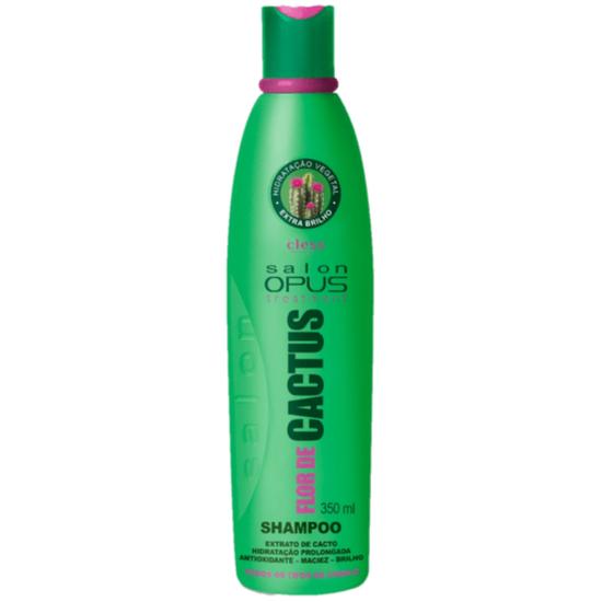 Imagem de Shampoo uso diário salon opus 350ml flor de cactus