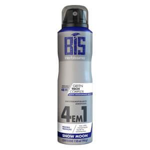 Imagem de Desodorante aerosol herbíssimo 150ml masculino snow moon
