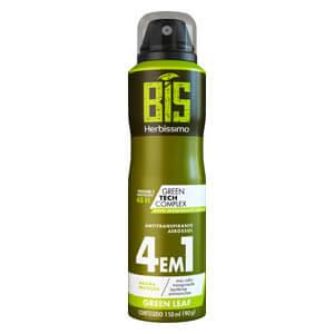 Imagem de Desodorante aerosol herbíssimo 150ml green leaf
