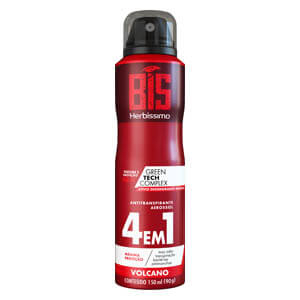 Imagem de Desodorante aerosol herbíssimo 150ml masculino volcano