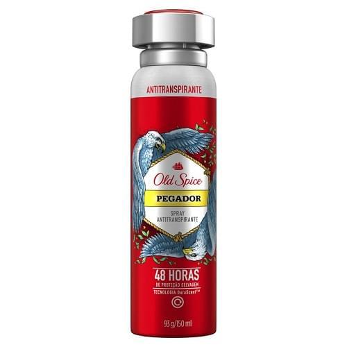 Imagem de Desodorante aerosol old spice 150ml pegador