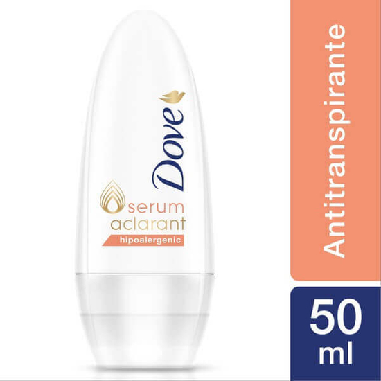 Imagem de Desodorante roll-on dove 50ml hipoalergênico