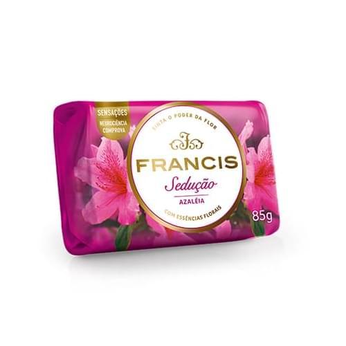 Imagem de Sabonete em barra uso diário francis 85g pink