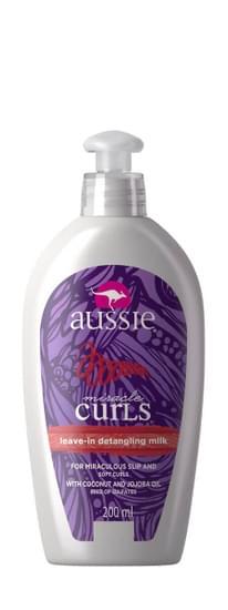 Imagem de Creme para pentear aussie 200ml miracle curls