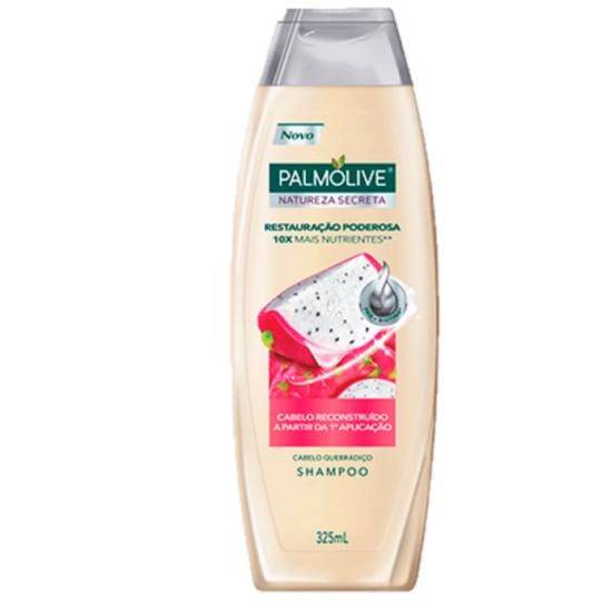 Imagem de Shampoo uso diário palmolive 325ml pitaya