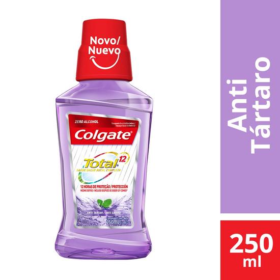 Imagem de Enxaguatório antisséptico colgate 250ml anti-tártaro