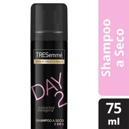 Imagem de Shampoo seco tresemmé 75ml 2em1