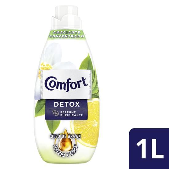Imagem de Amaciante concentrado comfort 1l intense detox
