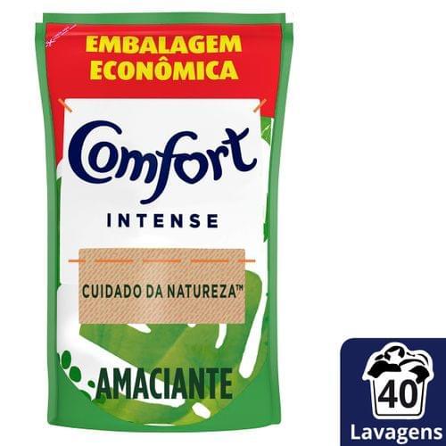 Imagem de Amaciante concentrado comfort 900ml intense detox refil