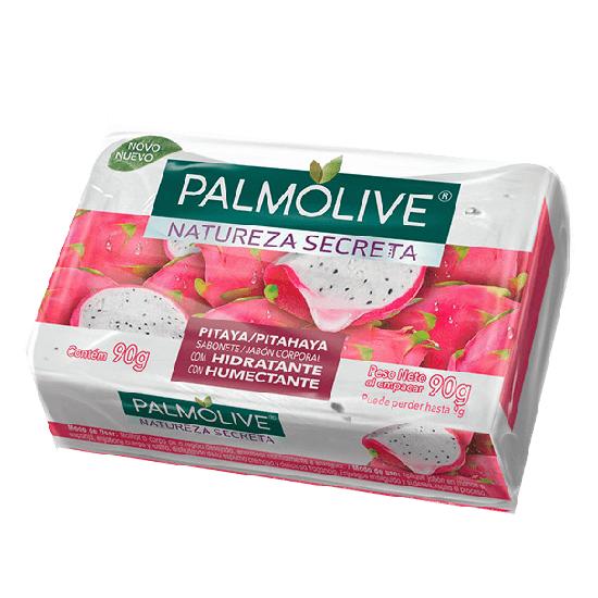 Imagem de Sabonete em barra uso diário palmolive 90g pitaya