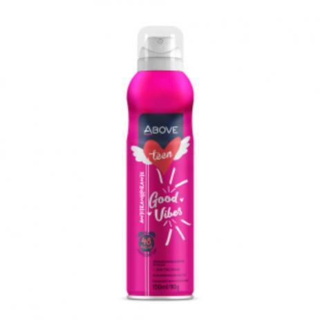 Imagem de Desodorante aerosol above 150ml teen good vibes