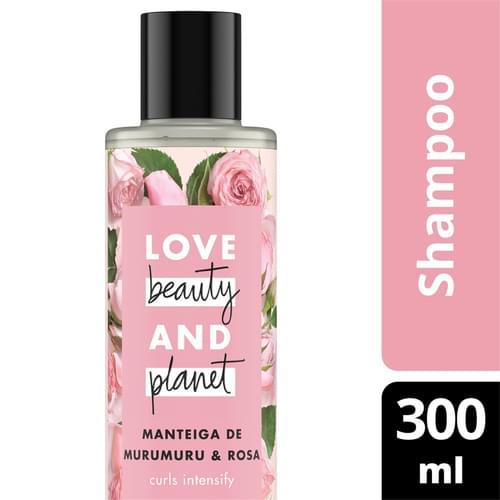 Imagem de Shampoo uso diário love beauty 300ml manteiga de murumuru e rosa