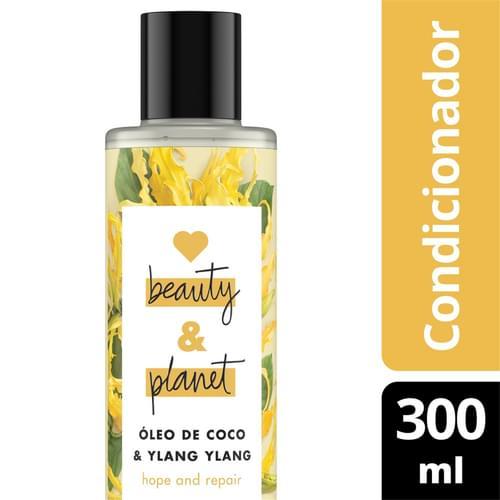 Imagem de Condicionador uso diário love beauty 300ml óleo de coco e ylang ylang