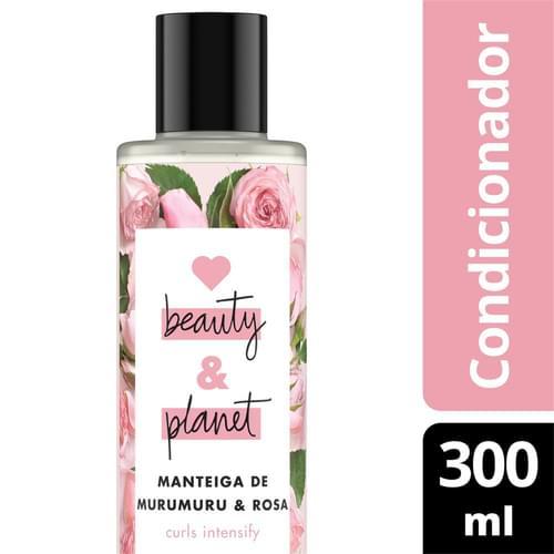Imagem de Condicionador uso diário love beauty 300ml manteiga de murumuru e rosa