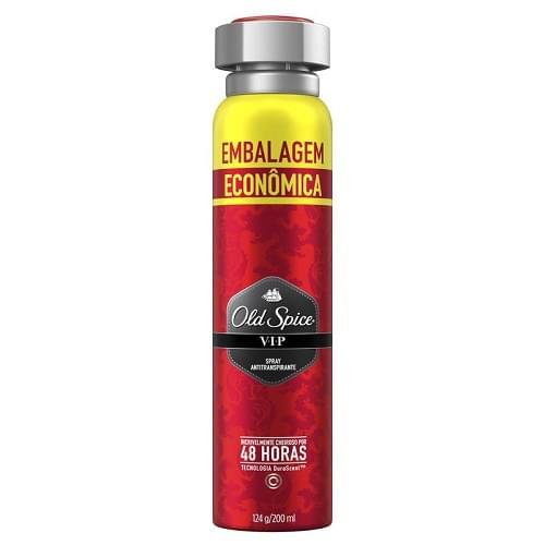 Imagem de Desodorante aerosol old spice 200ml vip