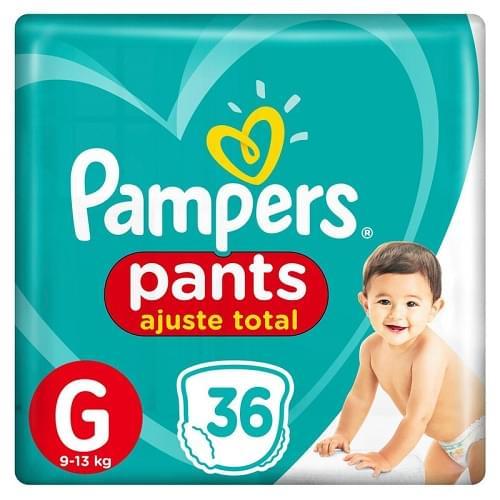 Imagem de Fralda infantil pampers pants c/36 confort sec gd