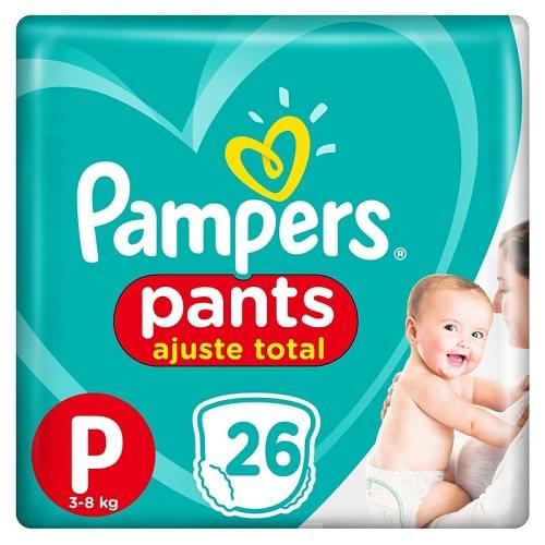 Imagem de Fralda infantil pampers pants c/26 confort sec pq