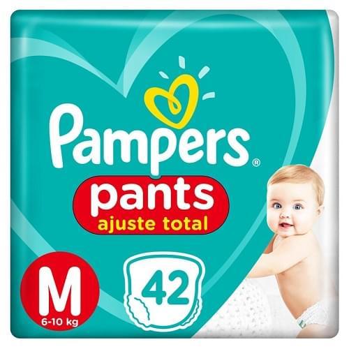 Imagem de Fralda infantil pampers pants c/42 confort sec md