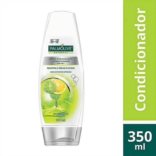 Imagem de Shampoo uso diário palmolive 350ml detox energizante