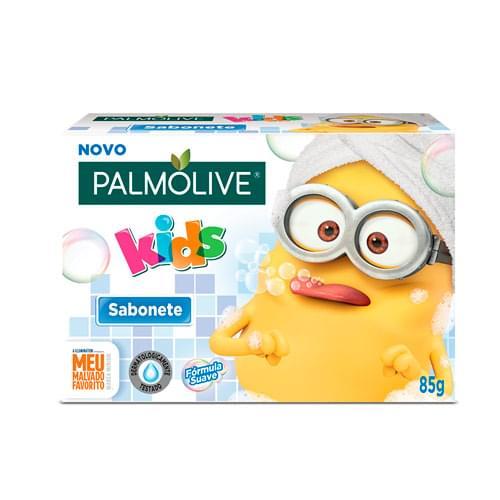 Imagem de Sabonete em barra infantil palmolive 85g minions