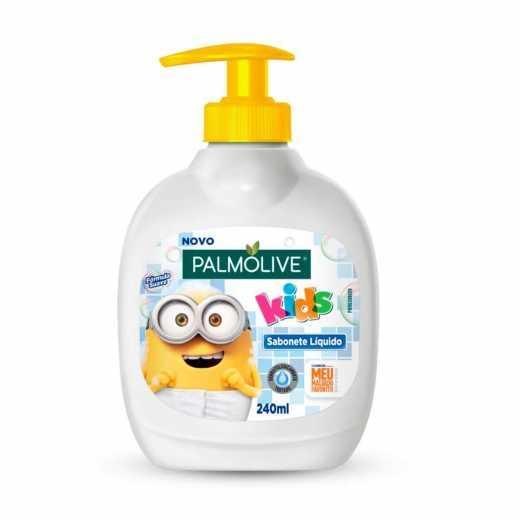 Imagem de Sabonete líquido infantil palmolive 240ml minions