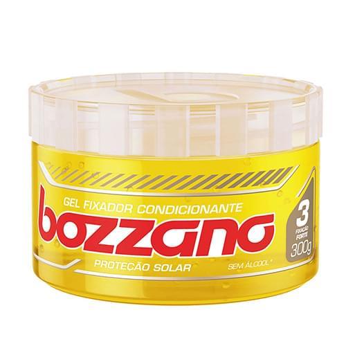 Imagem de Gel fixador bozzano 300g fator 3 amarelo