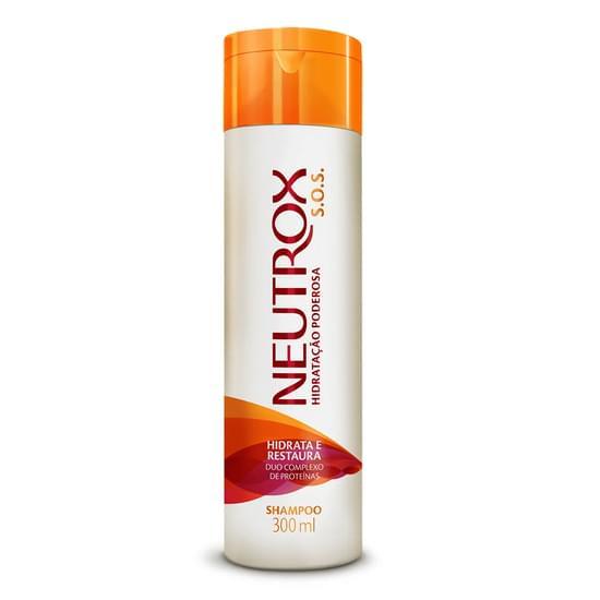 Imagem de Shampoo uso diário neutrox 300ml sos