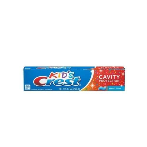 Imagem de Creme dental terapeutico crest 130g kids tutti-frutti