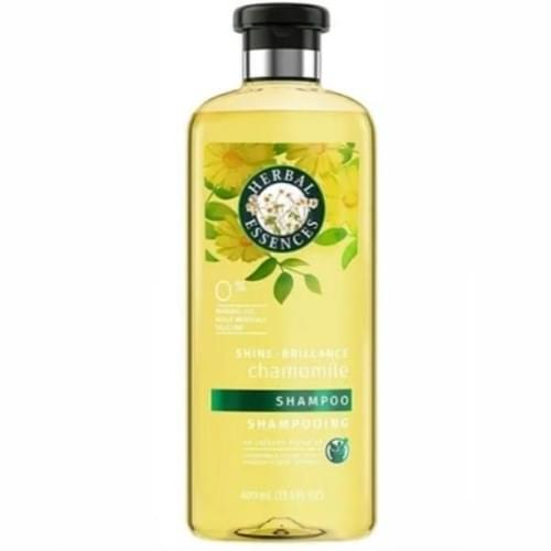 Imagem de Shampoo profissional herbal essences 400ml shine collection brillance