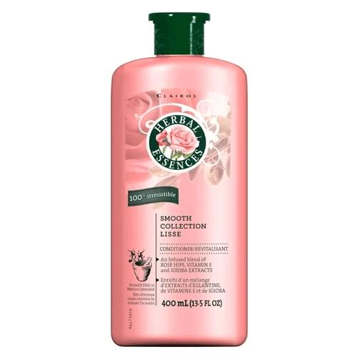 Imagem de Condicionador profissional herbal essences 400ml smooth collection lisse